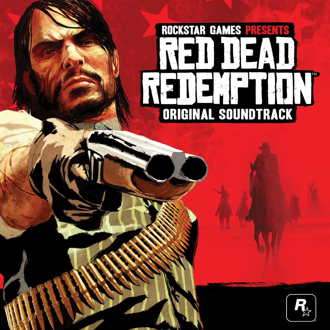 آلبوم موسیقی متن Red Dead Redemption